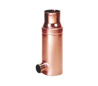 Filtersammler Kupfer
