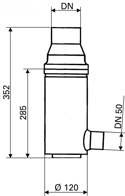 FilterSammler Dimensionen