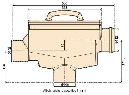 LineAr 100 Dimensionen