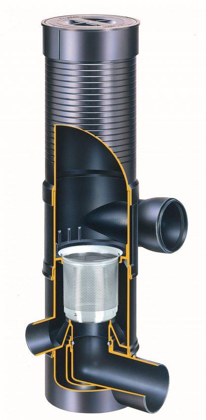 Wisy Regenwasserfilter
